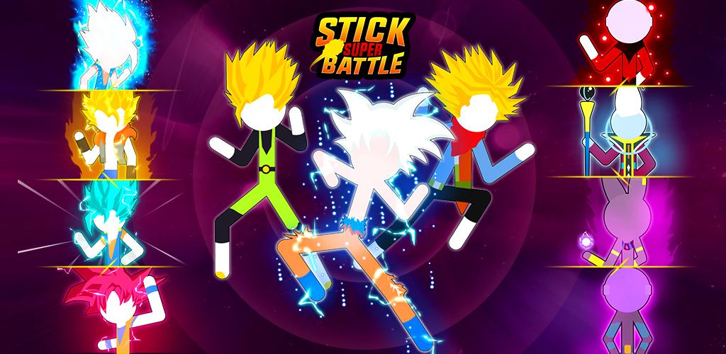 Stick Super Battle_Fan 7 viên ngọc rồng bơi vào đây nhé