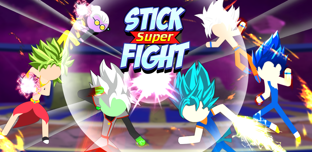 Stick Super Fight