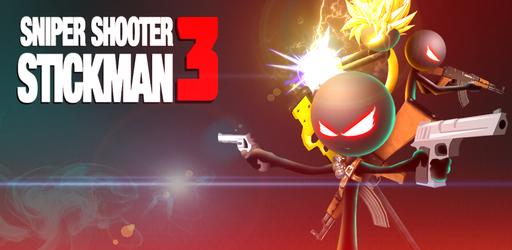 Sniper Shooter Stickman 3